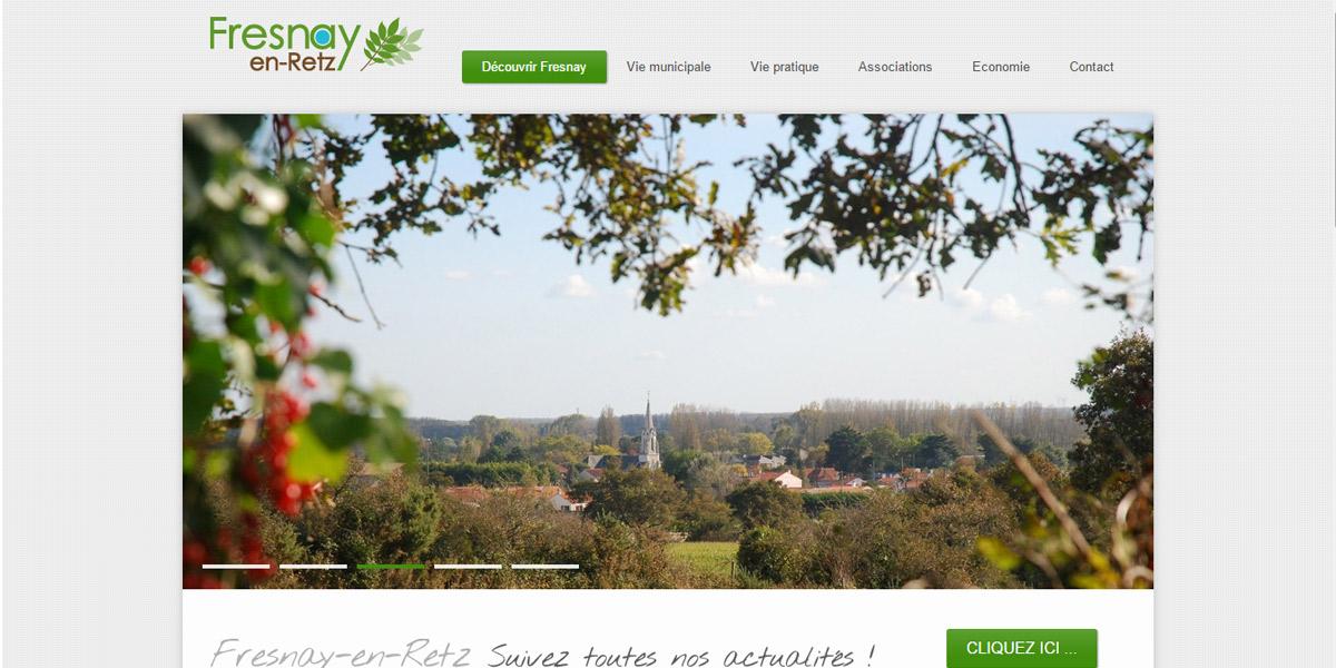 Antiopa, création sites communaux, site internet vitrine et e-commerce.