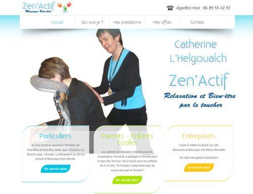 Zen'Actif – Massages Bien-être & Réflexologie plantaire