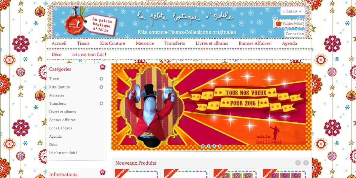 Site e-commerce, Antiopa réalisation site internet en Loire-Atlantique (département 44)