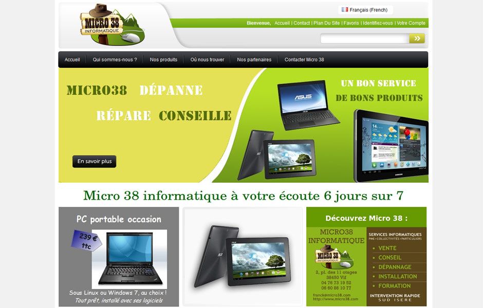 site-internet-antiopa-micro-38-informatique