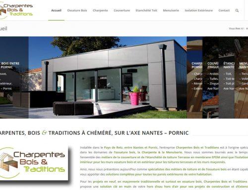 Charpentes Bois et Traditions | CBT44