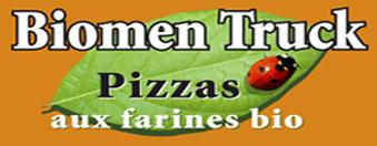 logo biomen truck pizzas par antiopa sur internet