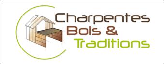 logo charpente bois et tradition par antiopa sur internet