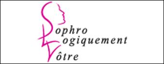 logo sophrologiquement votre par antiopa sur internet