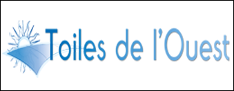 logo toile de l'ouest par antiopa sur internet