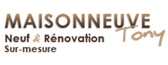 Site internet Antiopa tony maisonneuve menuisier 44
