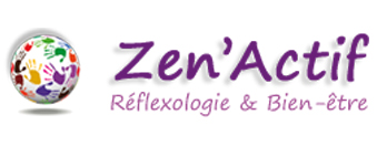 Site internet Antiopa Zen Actif réflexologue plantaire 44