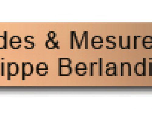 Témoignage de Philippe Berlandier – bureau d'études à Nantes