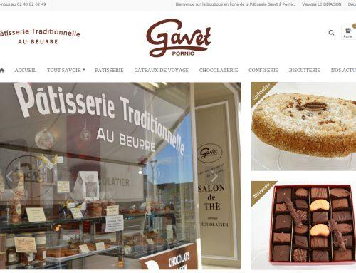 Pâtisserie Gavet à Pornic