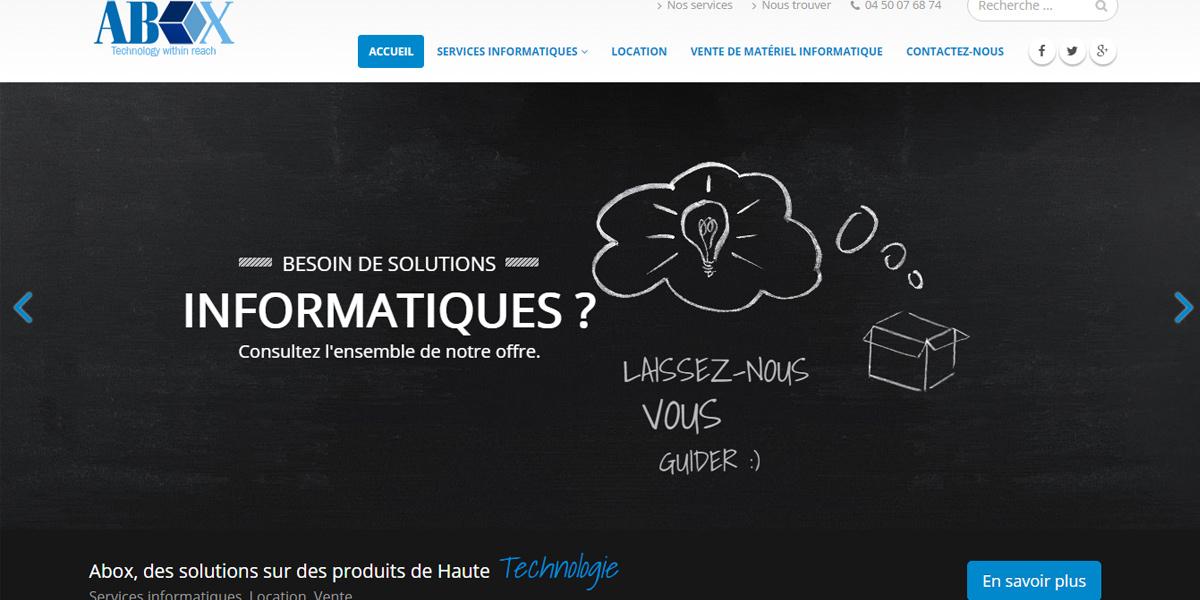 ABOX Informatique Paris Genève