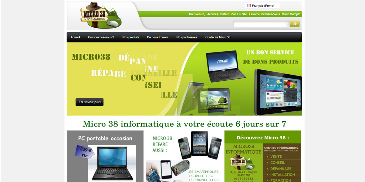 creation site web lediraison