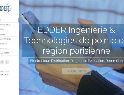 EDDER ingénierie & conseils en Hautes Technologies