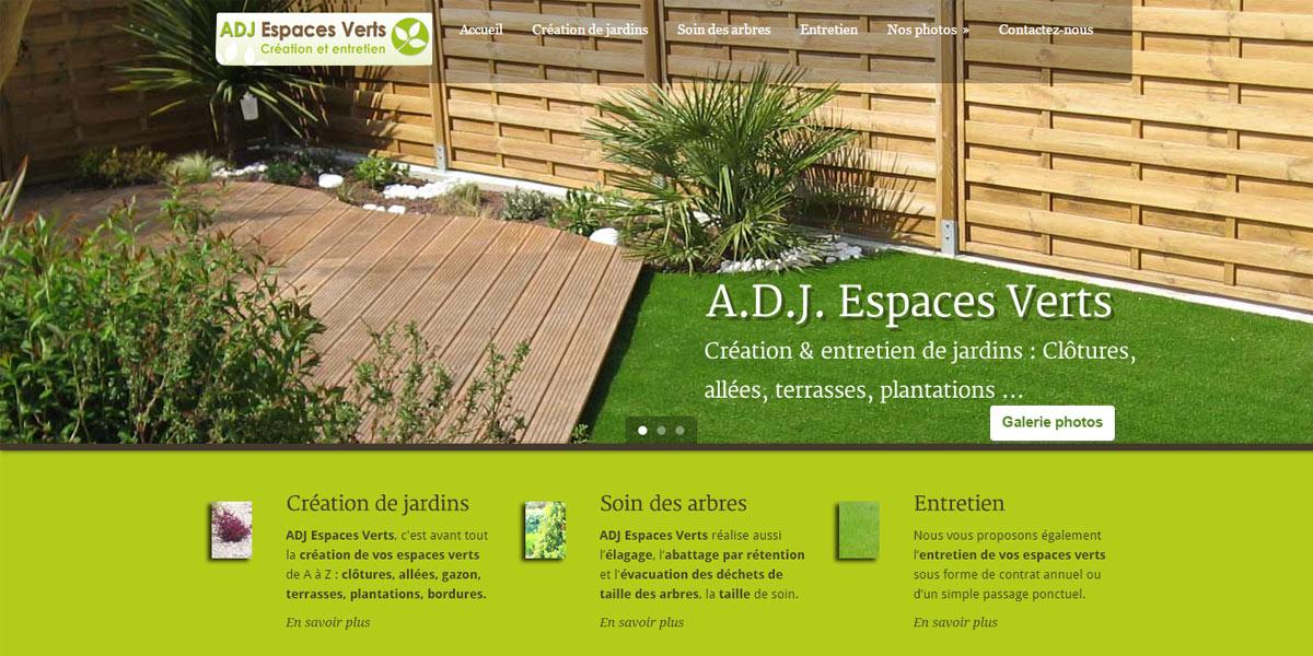 site web creation antiopa