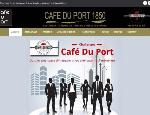 Café du Port, Pornic