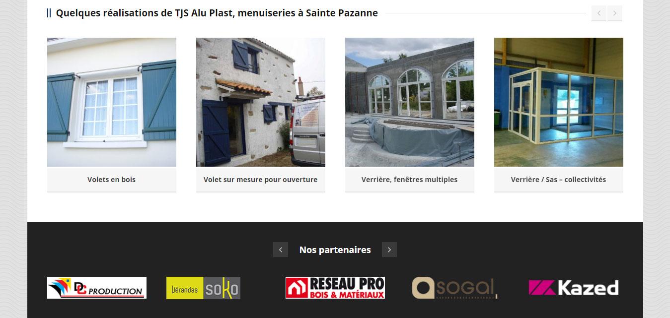 TJS Alu Plast - menuiseries à Sainte Pazanne