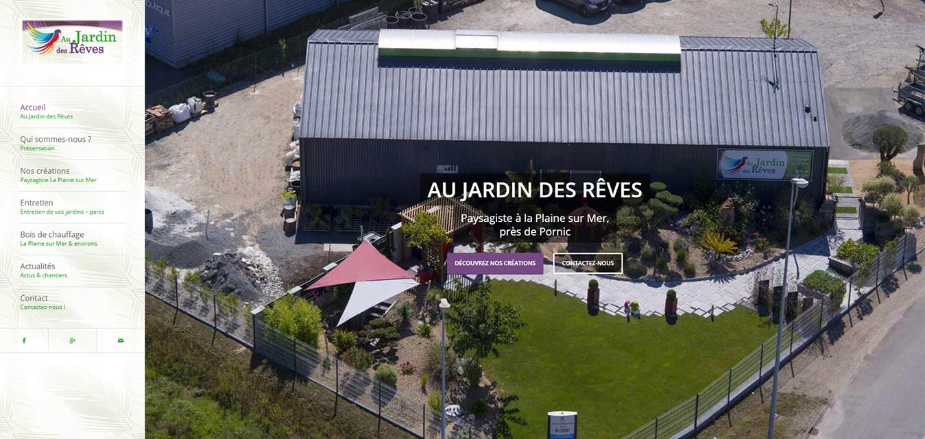 Paysagiste Nantes Avis au jardin des rêves, paysagiste à la plaine-sur-mer 44770