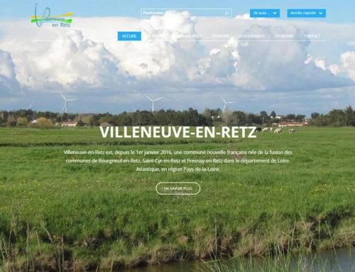 Commune de Villeneuve-en-Retz (Ex Fresnay, Bourgneuf & St-Cyr-en-Retz)