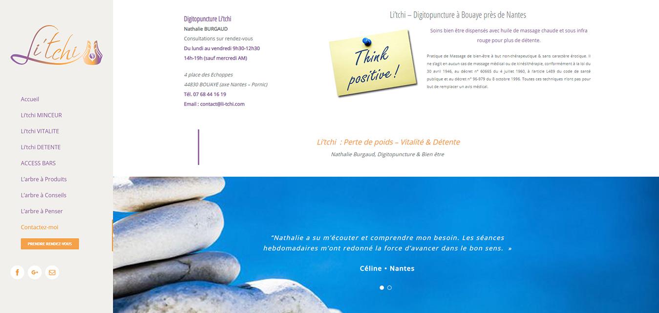 Site internet Antiopa Litchi Bouaye 44