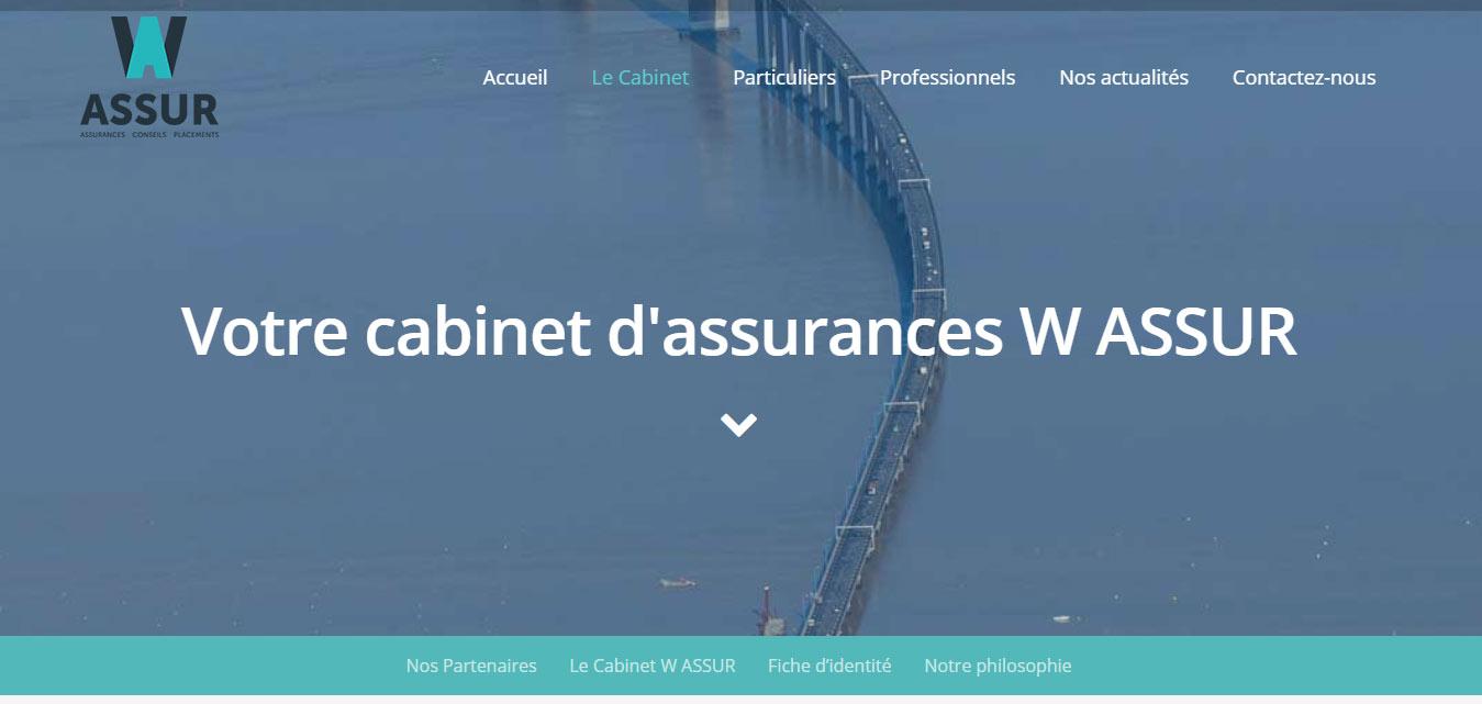 Site internet antiopa W Assur St Brevin les Pins