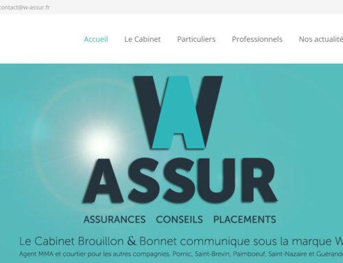 W ASSUR – Assureur à St Nazaire, Pornic, Guérande, St Brévin les Pins & Paimboeuf