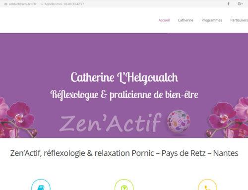 Zen'Actif, réflexologie près de Nantes – Détente & Energie