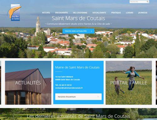 Commune de Saint Mars de Coutais